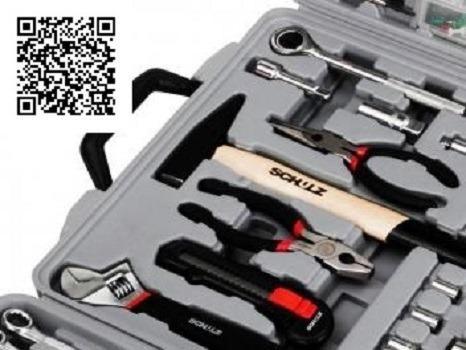 Jogo de ferramentas - 160 Peças - Foto 3