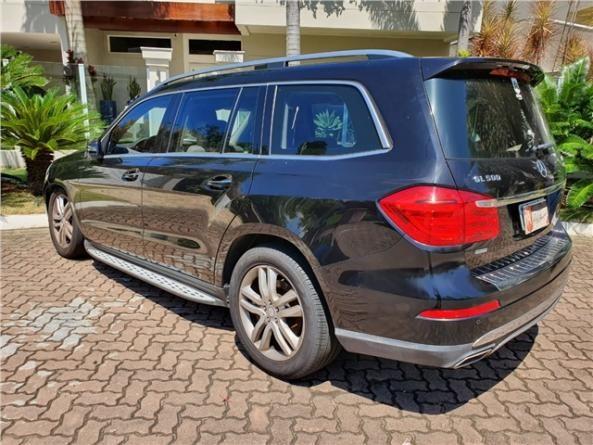 Mercedes-benz Gl 500 4.7 v8 4x4 gasolina 4p automático - Foto 2