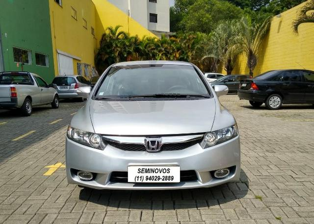 Honda Civic LXL 1.8 Flex Manual - Foto 2