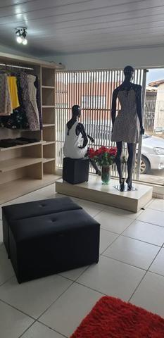Vende-se loja montada de roupas - Foto 2