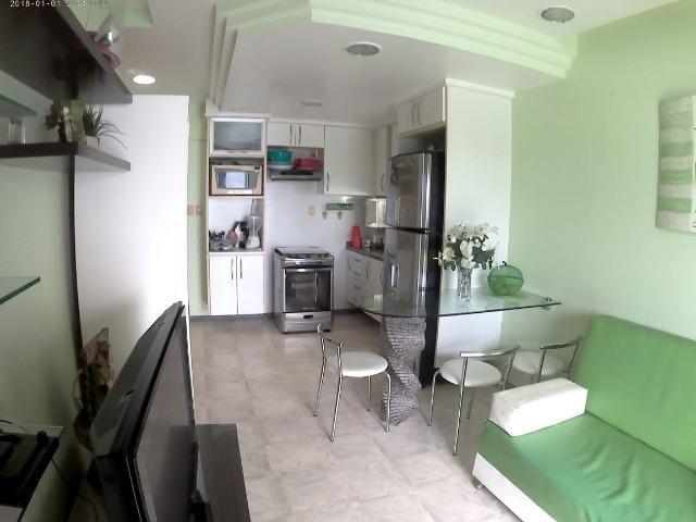 Ótimo Apartamento Locação temporada - Condomínio Porto Real Resort - Mangaratiba - RJ - Foto 3