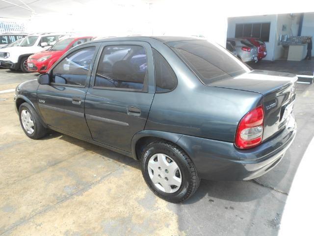 Chevrolet classic life 2007/2008 com vidros travas e alarme som lacrado - Foto 6