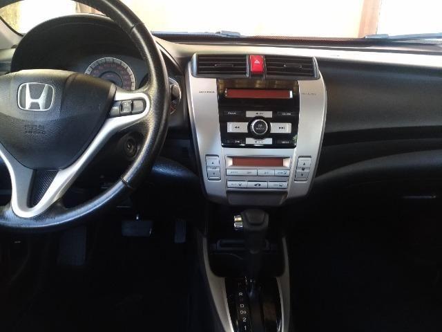 Honda City EX 2011 automático - Top de Linha - Foto 5