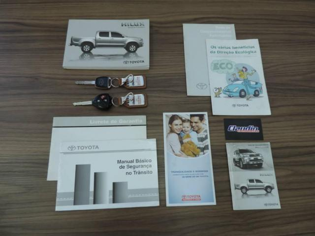 Toyota Hilux SRV CD 4X4 - Foto 7