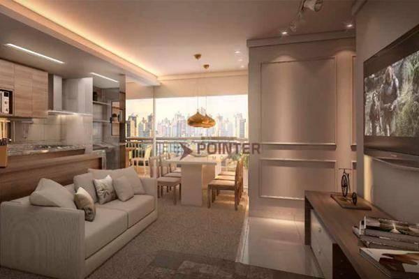 Apartamento com 3 quartos à venda, 72 m² por R$ 322.338 - Vila Rosa