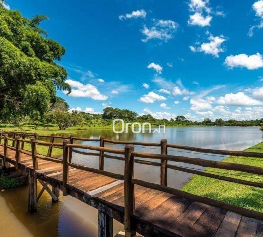 Sobrado à venda, 400 m² por R$ 2.500.000,00 - Residencial Aldeia do Vale - Goiânia/GO