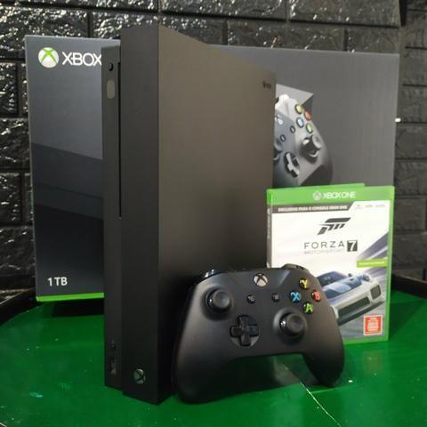 Xbox one x 4k ,com garantia - Foto 3