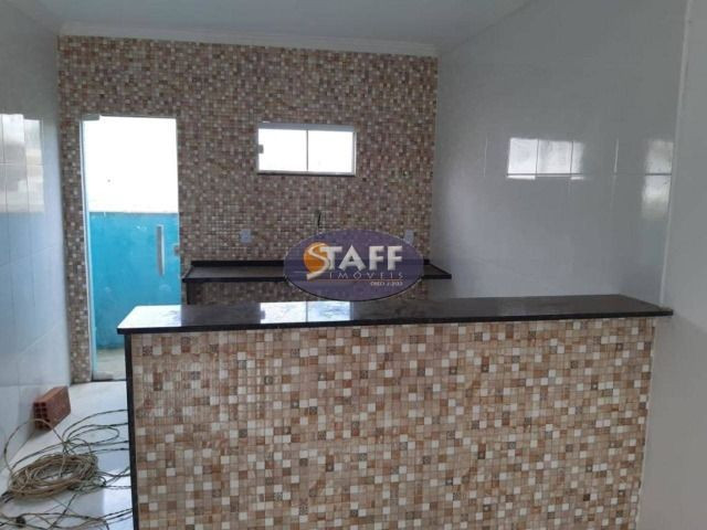 RRS:Lindas casa 2 quartos com área gourmet na planta em Unamar-Cabo Frio!! - Foto 4