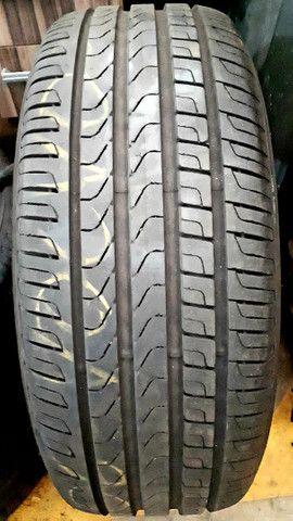 Jogo de Rodas aro 19 originais Volvo com 4 pneus Pirelli zero! - Foto 6