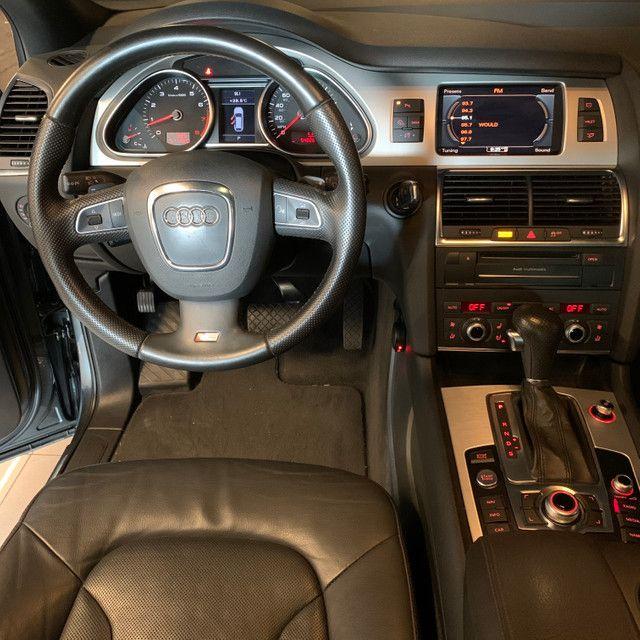 Audi Q7 3.0 V6 Supercharged 2011 - Foto 6