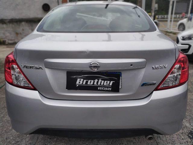 Nissan Versa SV 1.6 Xtronic 2017 - Foto 5