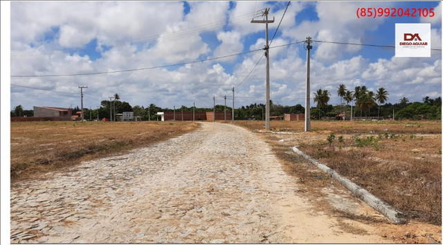 $$ Lotes no Eusébio // ideal para morar ou investir $$ - Foto 9