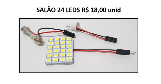 Lâmpada LED placa Tech One - Diversos modelos - Foto 3