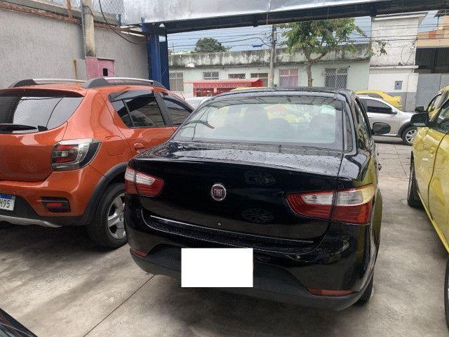 Grand siena ex taxi, completo+gnv +aprovação imediata+s/compr de rendaENDA - Foto 7