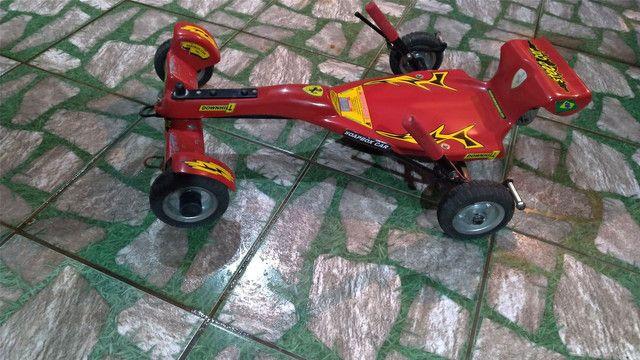 Carrinho de guia Fórmula 1 - Foto 4