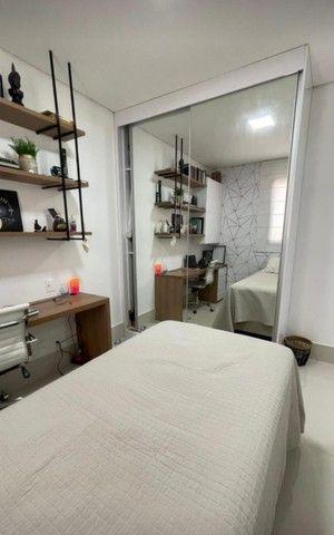 Apartamento para venda possui 182m2 4 suítes Jd das Américas - Foto 7