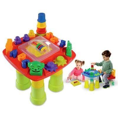 Brinquedo Mesa de Atividades Infantil - Foto 3