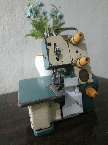 Máquina Overloque portátil - Foto 2