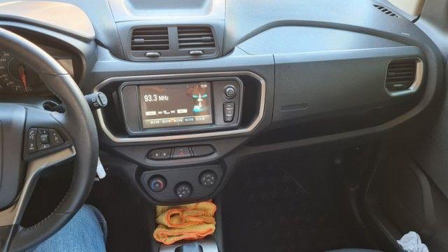 Vendo Chevrolet Spin  automático LT 2019 com Kit GNV - Foto 10