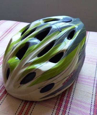Capacete Bicicleta Epic Line Tamanho M - Ciclismo