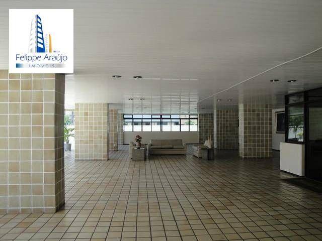 Apartamento com 4 dormitórios à venda, 251 m² por R$ 820.000,00 - Meireles - Fortaleza/CE - Foto 13