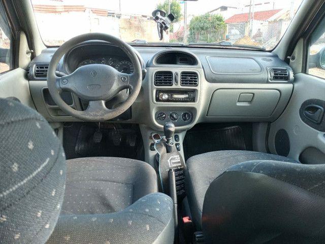 Vendo Clio EXP 1.0 COMPLETO - Foto 3
