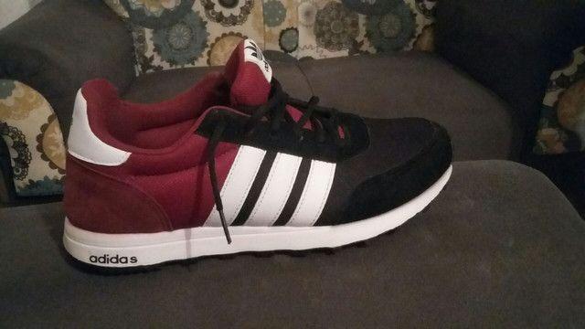 Tênis adidas semi novo - Foto 3