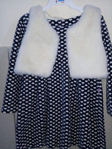 Vendo : Lote de 5  vestidos infantil - Foto 5