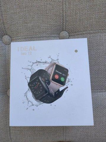 Relógio SmartWatch Iwo 12 pro 44mm - Foto 2