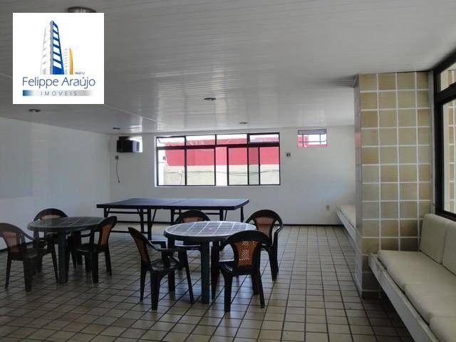 Apartamento com 4 dormitórios à venda, 251 m² por R$ 820.000,00 - Meireles - Fortaleza/CE - Foto 16