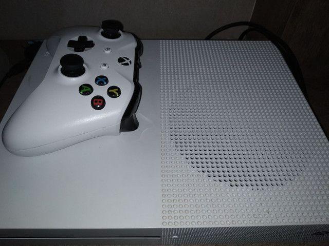 Xbox one s semi-novo,6 meses de uso - Foto 2