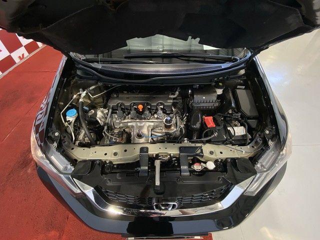 Honda CIVIC Civic Sedan LXR 2.0 Flexone 16V Aut. 4p - Foto 11