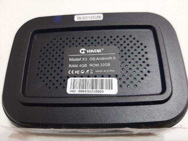 Tv Box Android - Vontar X3 - 32gb 4gb - Proc. Amlogic 905x3 - Foto 6