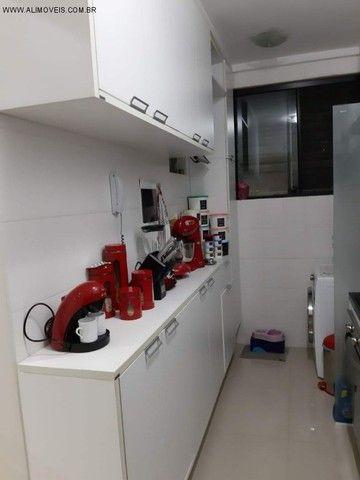 Vendo Apto com 58m², no Parque Bela Vista, 2/4, 01 Suíte com Closet, 01 Garagem, Portaria  - Foto 11