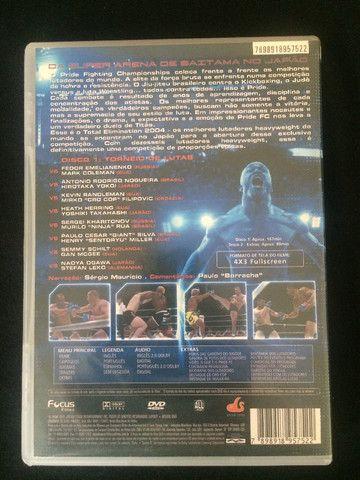 DVD Pride - Total Elimination - Foto 4