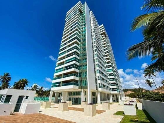 Apartamento para venda tem 222 metros quadrados com 3 quartos em Guaxuma - Maceió - AL