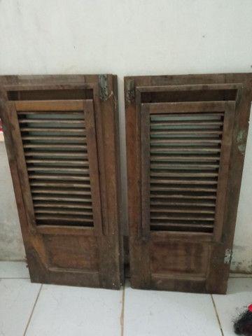 Janela de madeira s/caixa  - Foto 5