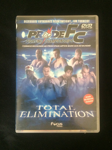 DVD Pride - Total Elimination
