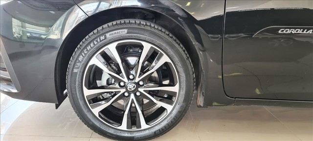 Toyota Corolla 1.8 gli upper 16v flex 4p automático - Foto 12