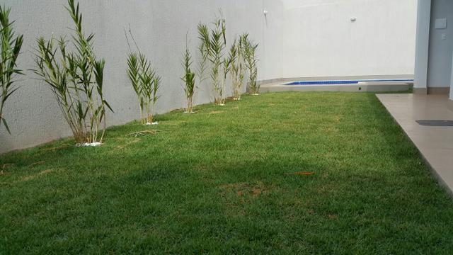 Casa nova 3quartos 3 suítes piscina churrasqueira rua 8 Vicente pires - Foto 11