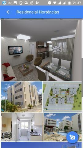 Alugo um lindo apartamento novo no centro de Parnamirim