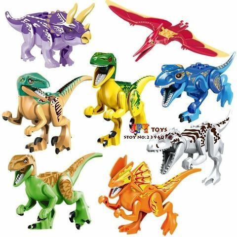 Lego Jurassic World - Foto 5