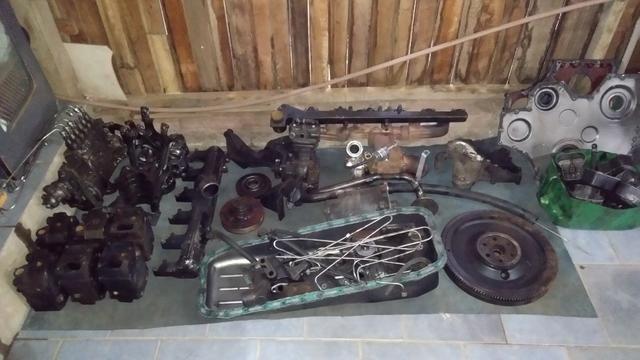 Peças Motor MWM