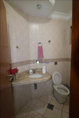 Sobrado com 4 dormitórios à venda, 380 m² por R$ 1.600.000,00 - Residencial Granville - Go - Foto 4