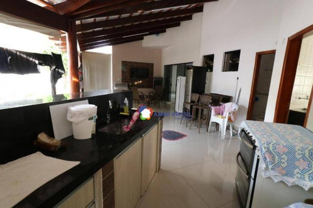Sobrado com 4 dormitórios à venda, 380 m² por R$ 1.600.000,00 - Residencial Granville - Go - Foto 16