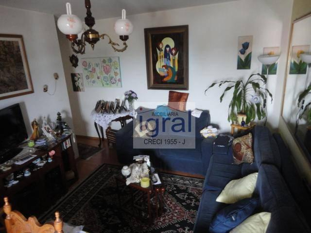 Apartamento com 2 dormitórios à venda, 53 m² por R$ 385.000 - Vila do Encontro - São Paulo - Foto 5