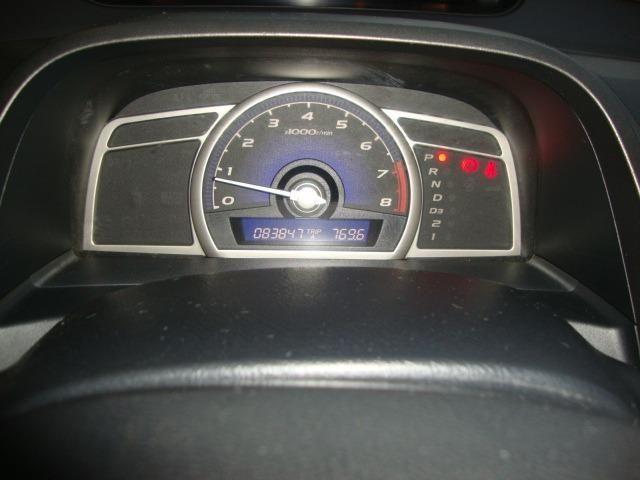 Vendo Honda Civic 2008/2008 1.8 LXS 16V Flex 4P Automático - Foto 7