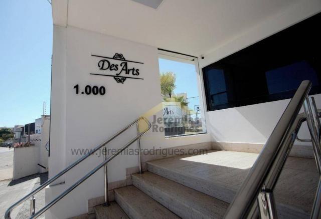 Apartamento com 3 dormitórios à venda, 166 m² por r$ 850.000,00 - condomínio des arts - ta - Foto 16