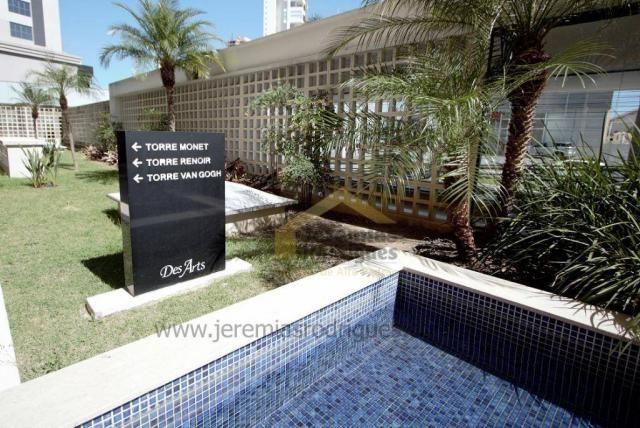 Apartamento com 3 dormitórios à venda, 166 m² por r$ 850.000,00 - condomínio des arts - ta - Foto 18