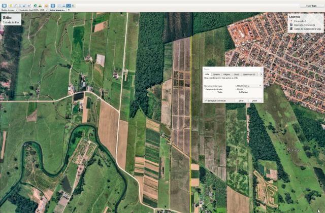 Área Rural em Joinville 105.472,71 m2